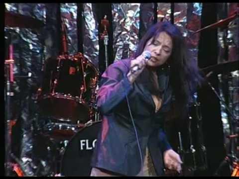 Patricia Sosa video Show en vivo - Honrar la Vida 2003