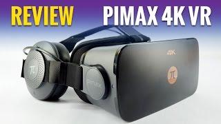 ה-Pimax 4K המתחרה של אוקולוס ו-Vive בחצי מחיר!