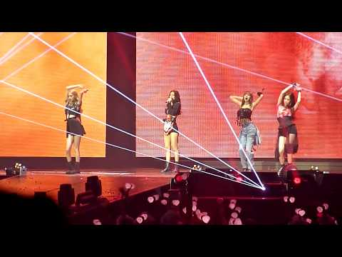 BLACKPINK -  Kill This Love - Manchester Arena May 21st  2019
