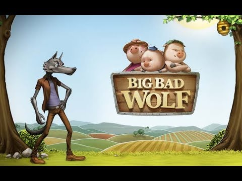 Призовая по 100 руб. Слот Big bad wolf. Казино МарафонБет