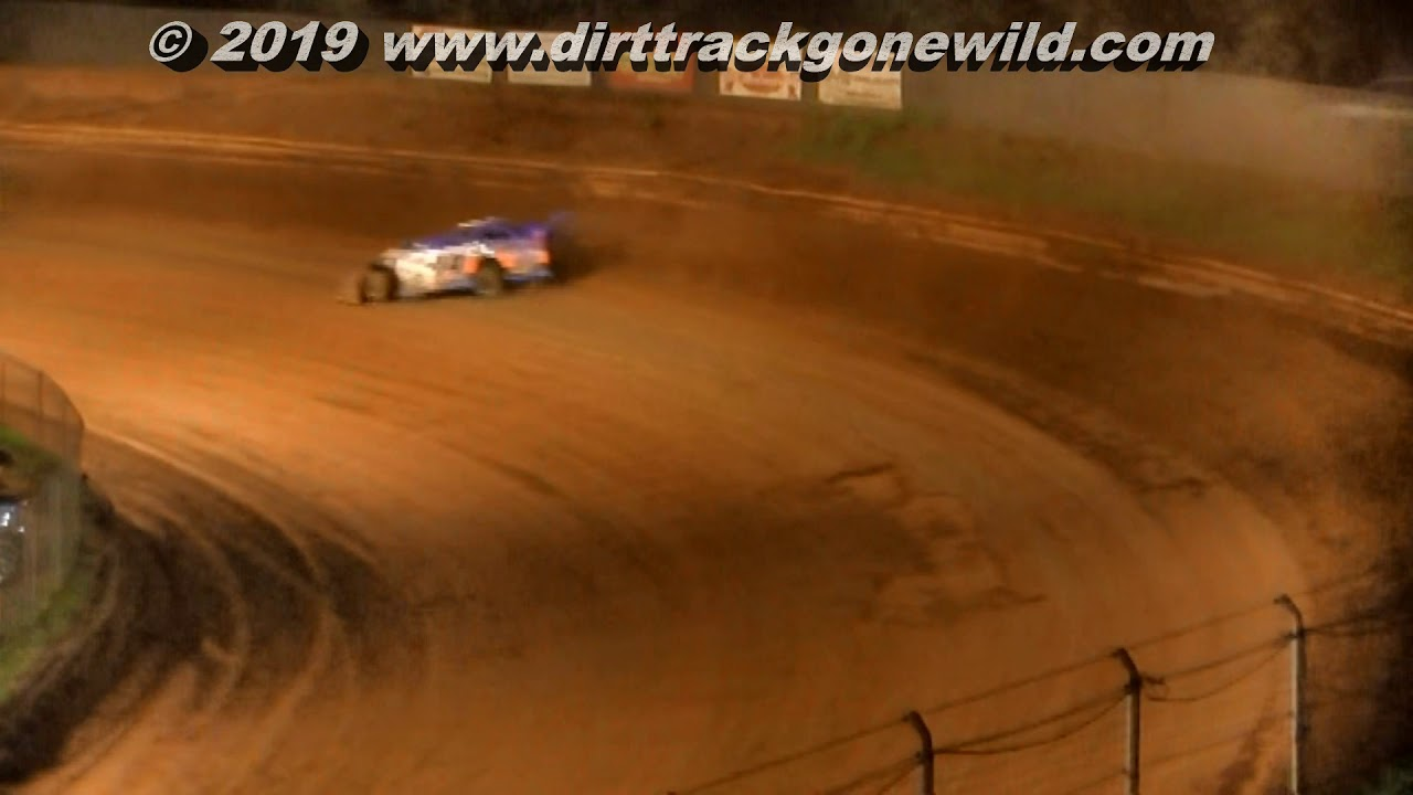 Fastrak Main at Toccoa Raceway August 3rd 2019