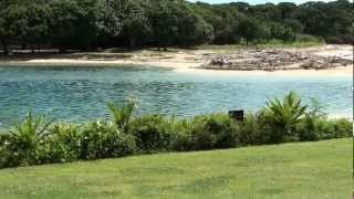 preview picture of video 'InterContinental Fiji Golf Resort & Spa Hotel, Natadola, Fiji - Review of a Suite 2112'