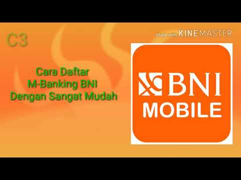 Cara mendaftar M-Banking BNI dengan mudah