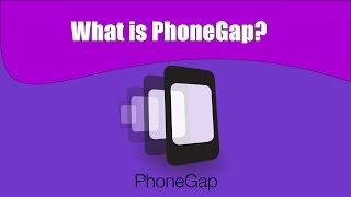 PhoneGap Tutorial For Beginners | What is PhoneGap?
