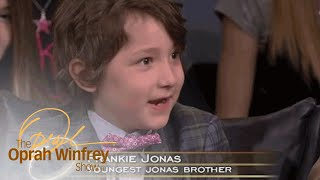 The Jonas Family in 2008: Meet Mom, Dad and the 4th Jonas Brother | The Oprah Winfrey Show | OWN