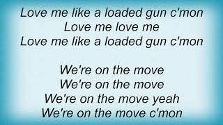 Army Of Lovers - Love Me Like A Loaded Gun Lyrics