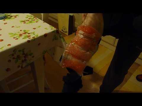 Cuscinetto gel Trattamento caldo/freddo per tibia e polpaccio, da Orange Physio