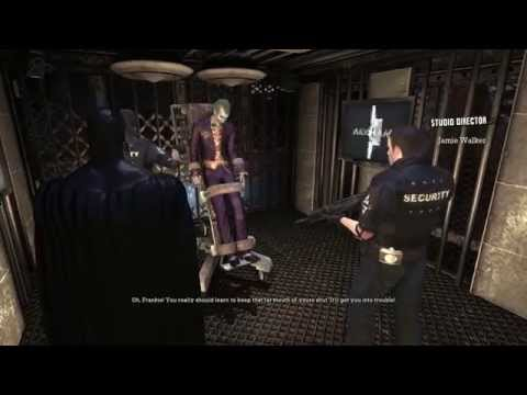Gameplay de Batman: Arkham Asylum Game of the Year Edition