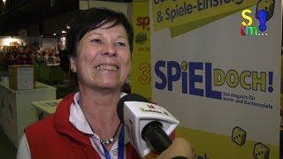 Interview - SPIEL DOCH! Messe 2018 - Veranstalterin Barbara Nostheide (Spiel doch mal...!)