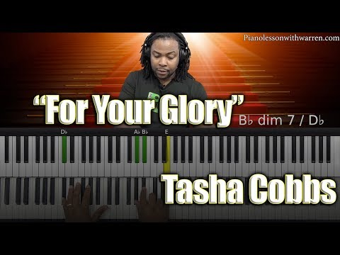 For Your Glory  (Preview) Tasha Cobbs