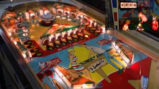 Target Pool Pinball Game For Sale
