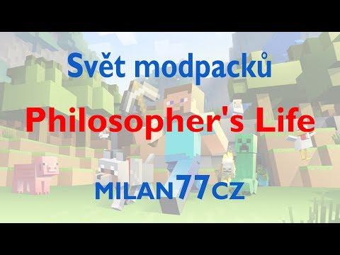 Philosopher's Life - E01   Objevování záludností modpacku  