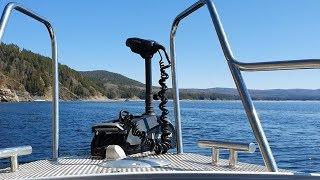 Электромотор якорь для лодок