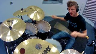 Avenged Sevenfold - Coming Home, drum cover by Theo Saenger