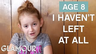 Women Ages 5-75: What Do You Leave The House For? (Social Distancing Edition) | Glamour