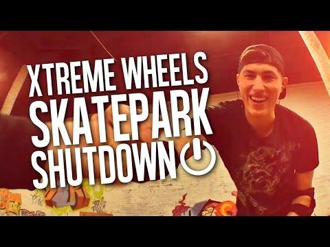 Xtreme Wheels Skatepark Shutdown - Denny Kremblas