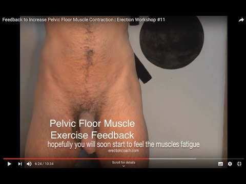 Exercice pour agrandir le pénis