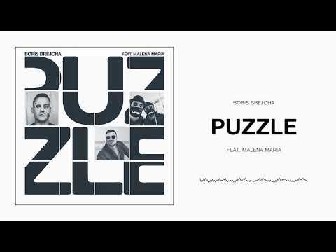 Boris Brejcha - Puzzle feat. Malena Maria (Visualizer)