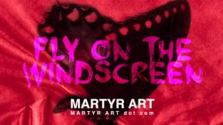 Fly On The Windscreen - Depeche Mode (Martyr Art cover -2016)