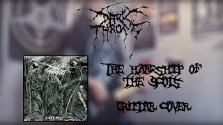 Darkthrone   The Hardship Of The Scots(guitar Cover)