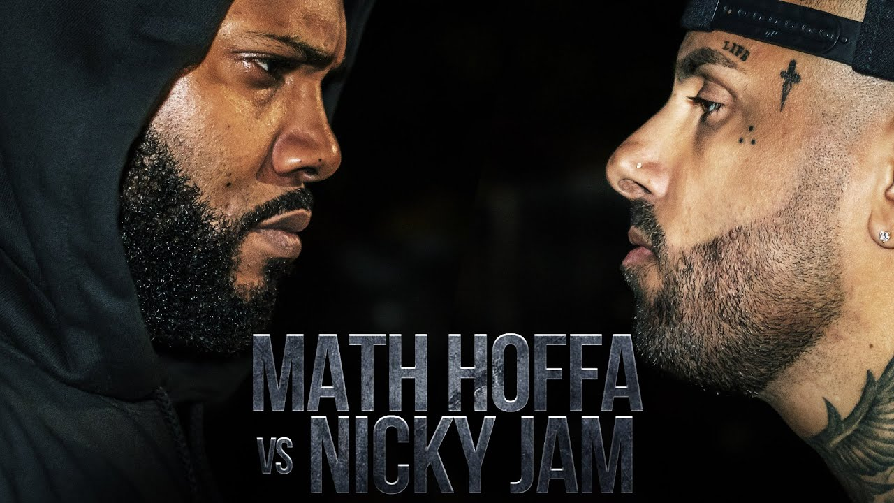 legends only Math Hoffa vs Nicky Jam