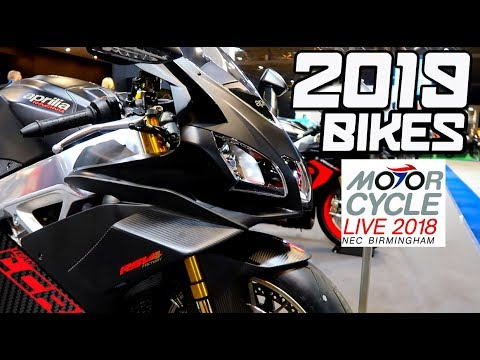 The BEST New Bikes for 2019!! – Motorcycle Live 2018