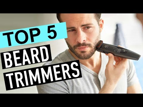BEST 5: Beard Trimmers 2019
