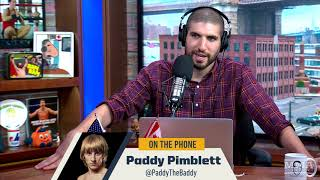 Paddy Pimblett Talks About Rebounding from Losing Cage Warriors Title
