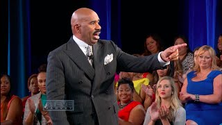 Why do women run when men have financial problems? || STEVE HARVEY
