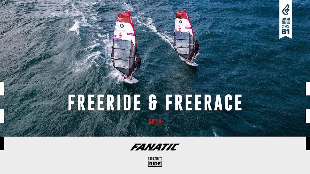 Fanatic Highlights Freeride & Freerace Range 2019