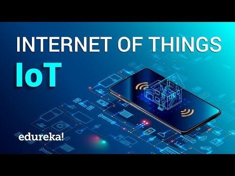Internet of Things (IoT) | What is IoT | How it Works | IoT Explained ...