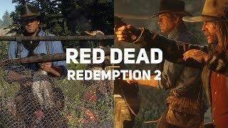 Red Dead Redemption 2. Первый взгляд