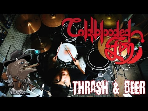 CBF - COLDBLOODED FISH - Thrash & Beer (OFFICIAL MUSIC VIDEO)