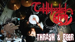 Video COLDBLOODED FISH - Thrash & Beer (OFFICIAL MUSIC VIDEO)