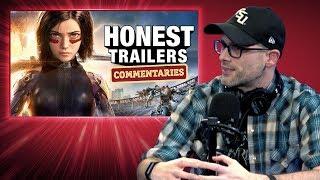Honest Trailers Commentary   Alita: Battle Angel