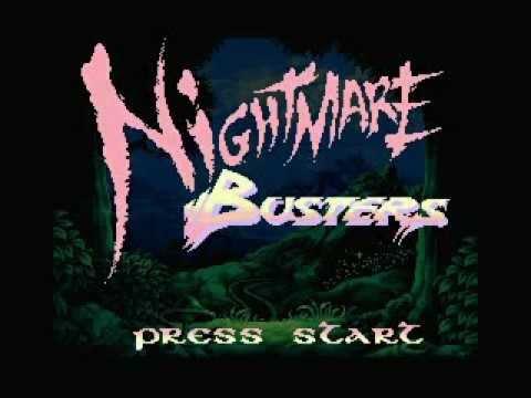 Nightmare Busters