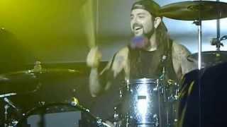 Arejay Hale and Portnoy drum solo :)  (Live @ Carioca Club - São Paulo, Brazil)