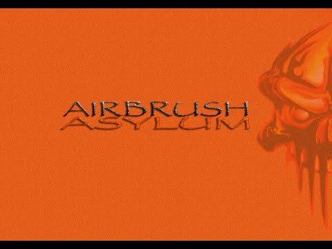 Airbrush Asylum Courses NOW Available - YouTube