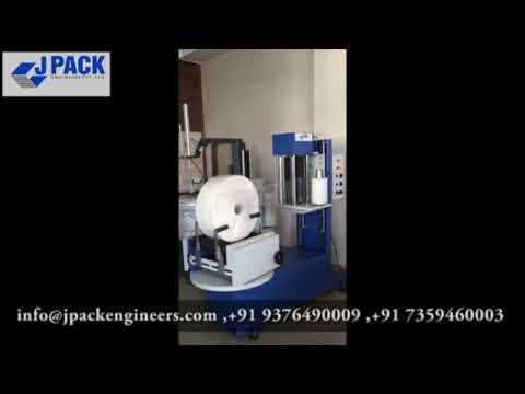 JSW-01 R Reel Stretch Wrapping Machine