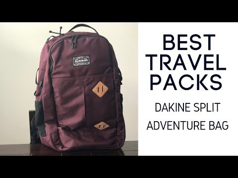 Best Travel Packs: Dakine Split Adventure Travel Backpack Review