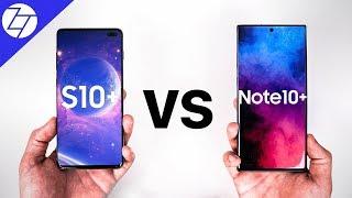 Samsung Gakaxt Note10+ vs Samsung Gakaxt S10+ - Which One to Get?