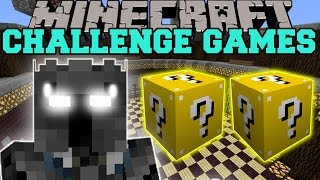 Minecraft: POPULARMMOS CHALLENGE GAMES - Lucky Block Mod - Modded Mini-Game