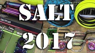 NEVER BEFORE SEEN!!! 2017 Salt BMX Parts Unboxing