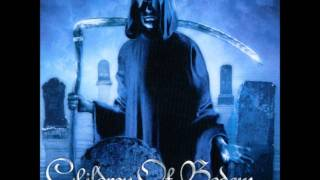 Children Of Bodom - Kissing The Shadows (C tuning)