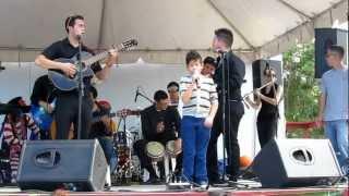 preview picture of video 'Adiel Micheo - Finalista de IDOL KIDS en la Fiesta de Reyes de Barceloneta 2013'