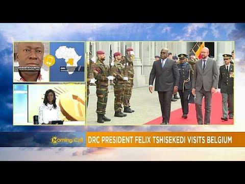 Rechauffement des relations entre Kinshasa et Bruxelles [Morning Call] Rechauffement des relations entre Kinshasa et Bruxelles [Morning Call]