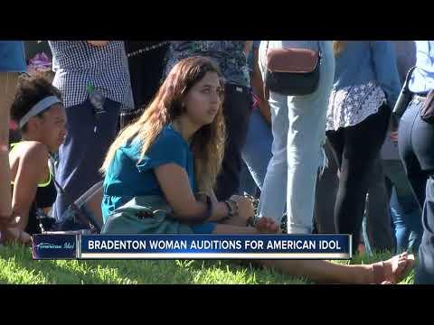 Bradenton woman performs for celebrity judges on American Idol