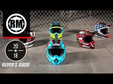 Best Motocross Helmets | 2018