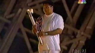 MUHAMMED ALI HONORED 1997 - WHEN WE WERE KINGS