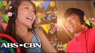 "KathNiel New Summer Station ID ""PINASmile"""
